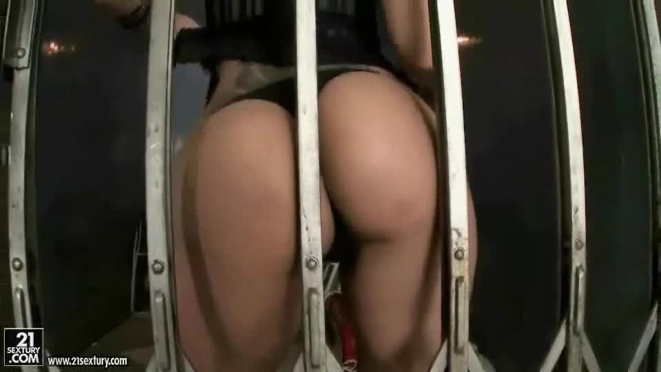 she uses plenty of lube to stroke his big cock