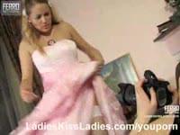 brides seduced by lesbians sex photos