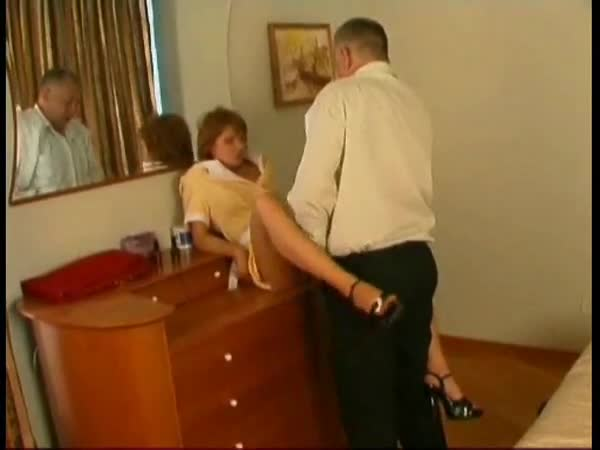 Excited too Old maids fucking