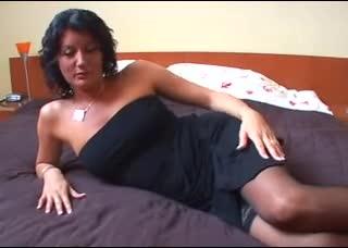 White guy fucking hot black girl