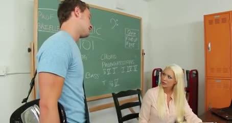 sexy milf teacher fucked by young stud : xxxbunker.com porn tube: http://xxxbunker.com/9106567