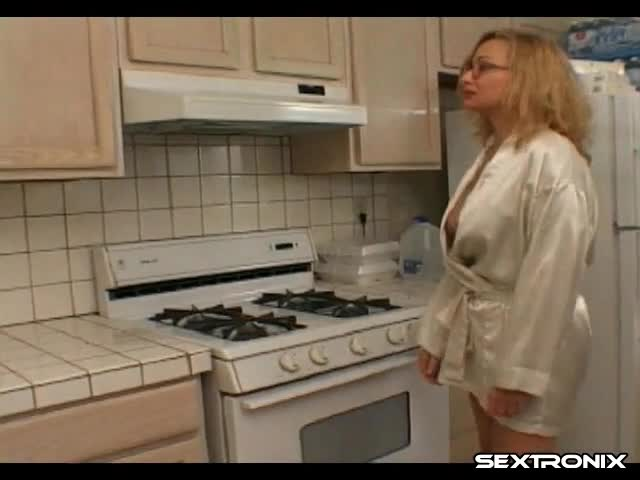 mom satin porn