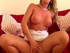 Sexy sister strips for brother