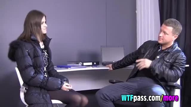 On Teen Job Interview 3
