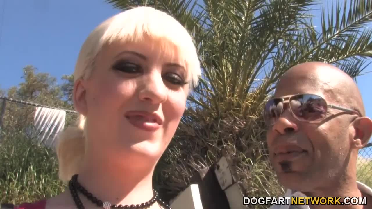 Is Tiffany Star Up for the Blackzilla Challenge? - Free Porn.