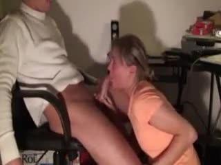 She Gives A Good Blowjob
