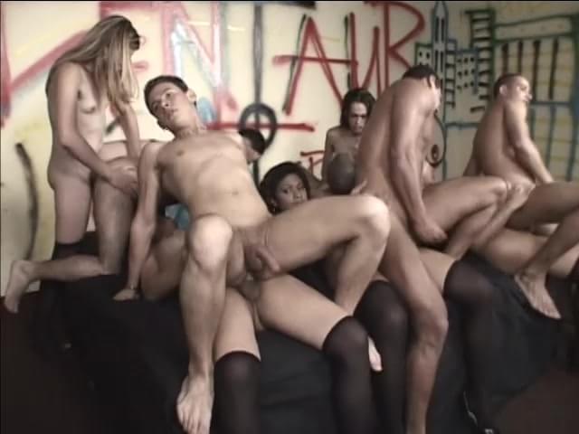 bizzare orgy movies