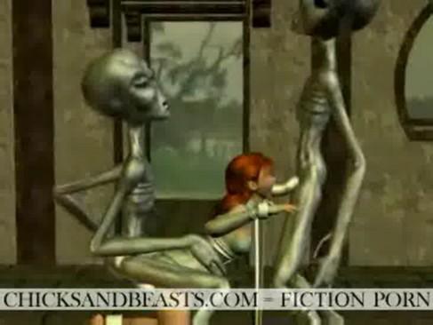 Shocking Sci Fi Porn 111