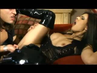 shy love latex sex