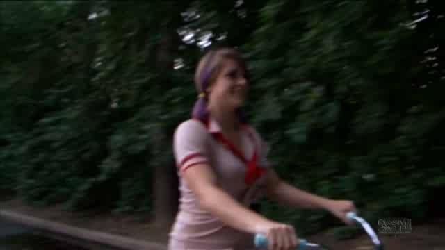 Sierra sanders girl scout improbable!