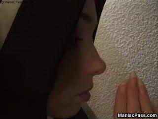 Sinful nun depraved and fucked 6