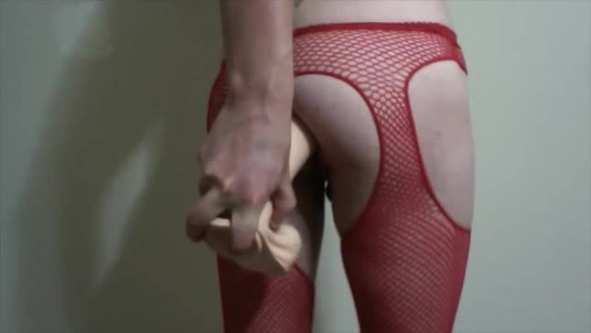 anal stretching sissy