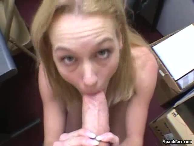 Titty fucking college girl