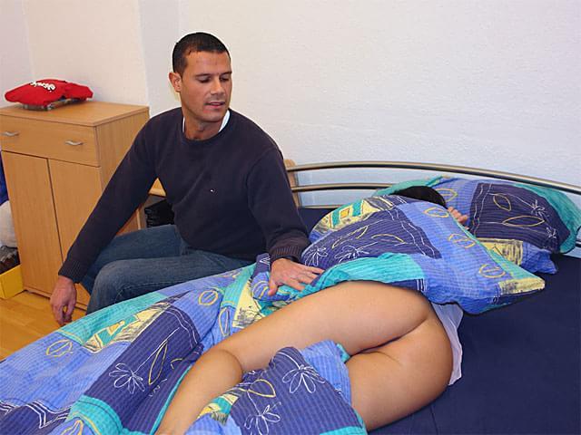 Guy get fucked while sleeping, tonya nude ass