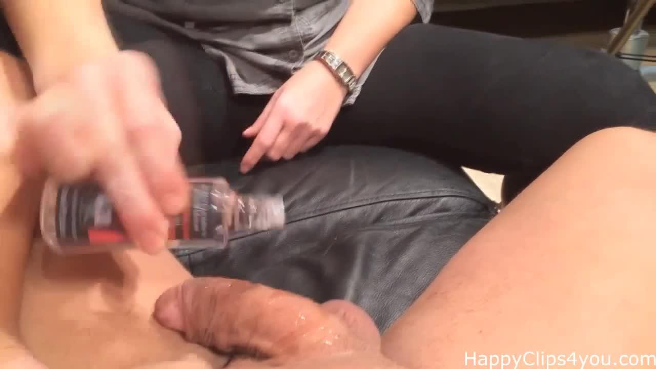 Cockmassage