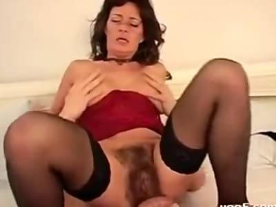 pussy aunt hairy