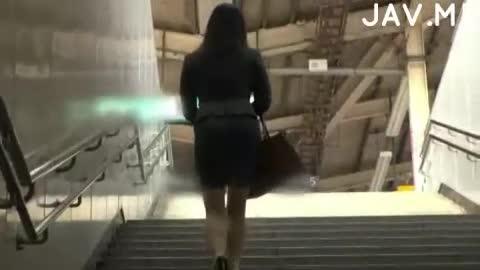 her skirt under Fingering