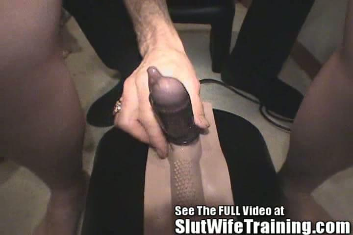 My wife on a sybian