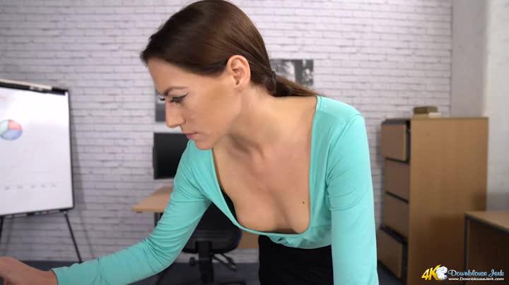 Downblouse small tits SMALL TITS