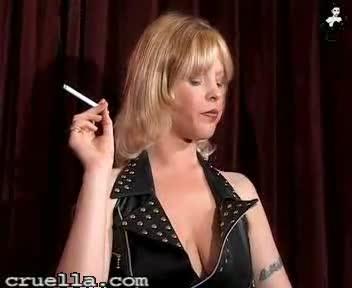 Smoking Fetish Mistress Sandra Xxxbunker Com Porn Tube