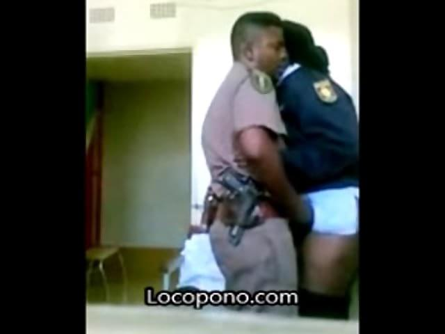 Fucking In Office Police Video 19