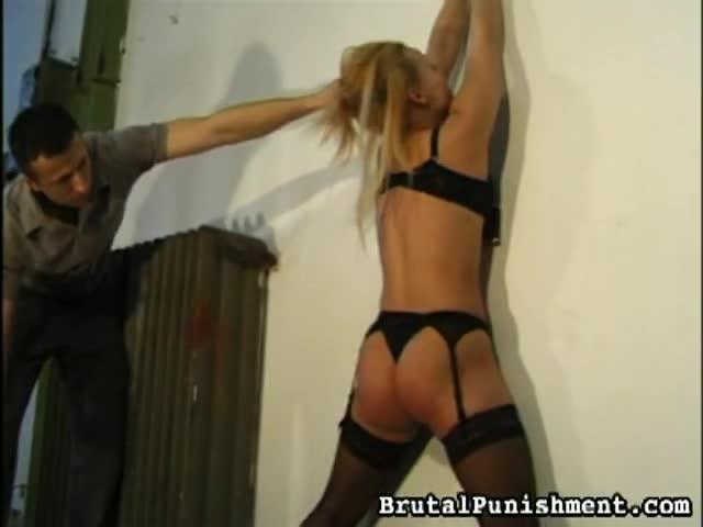 Brutal punishment porn-2992