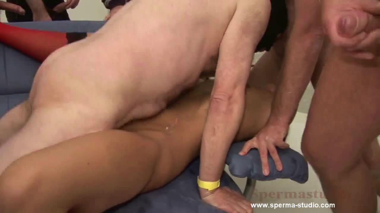 Spermastudio cum orgy extreme p3 black lady 2