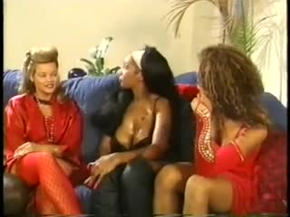 Interracial orgy tube consider