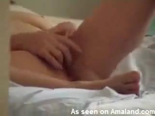 cousin masturbating