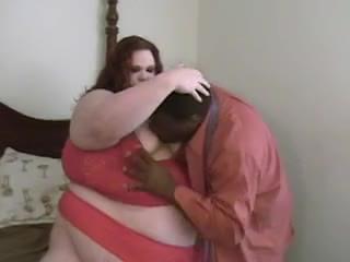 SSBBW Huge Fat Belly Fucks BBC