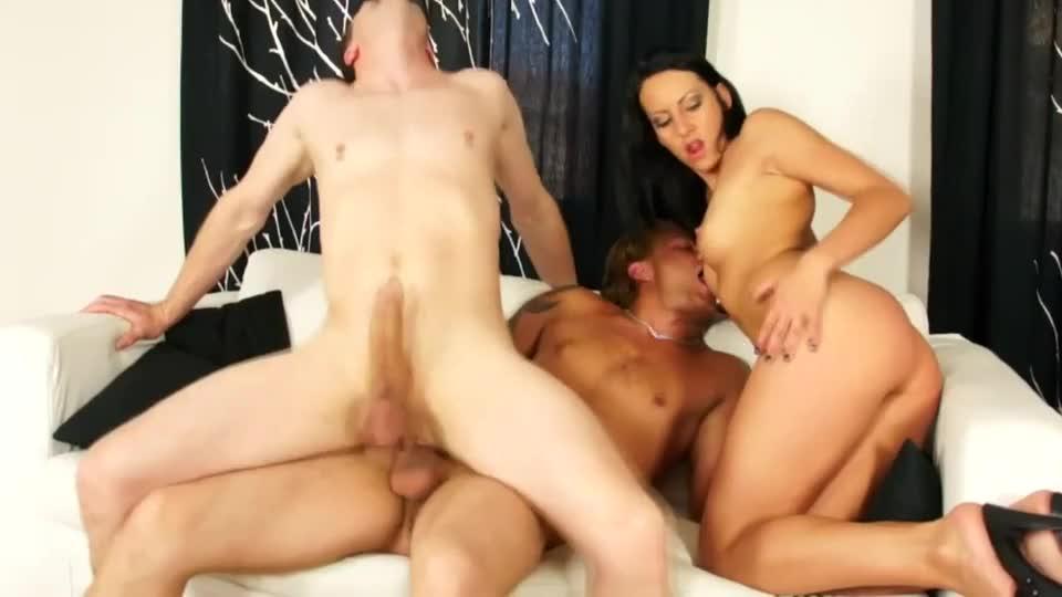 Good interracial sex video online