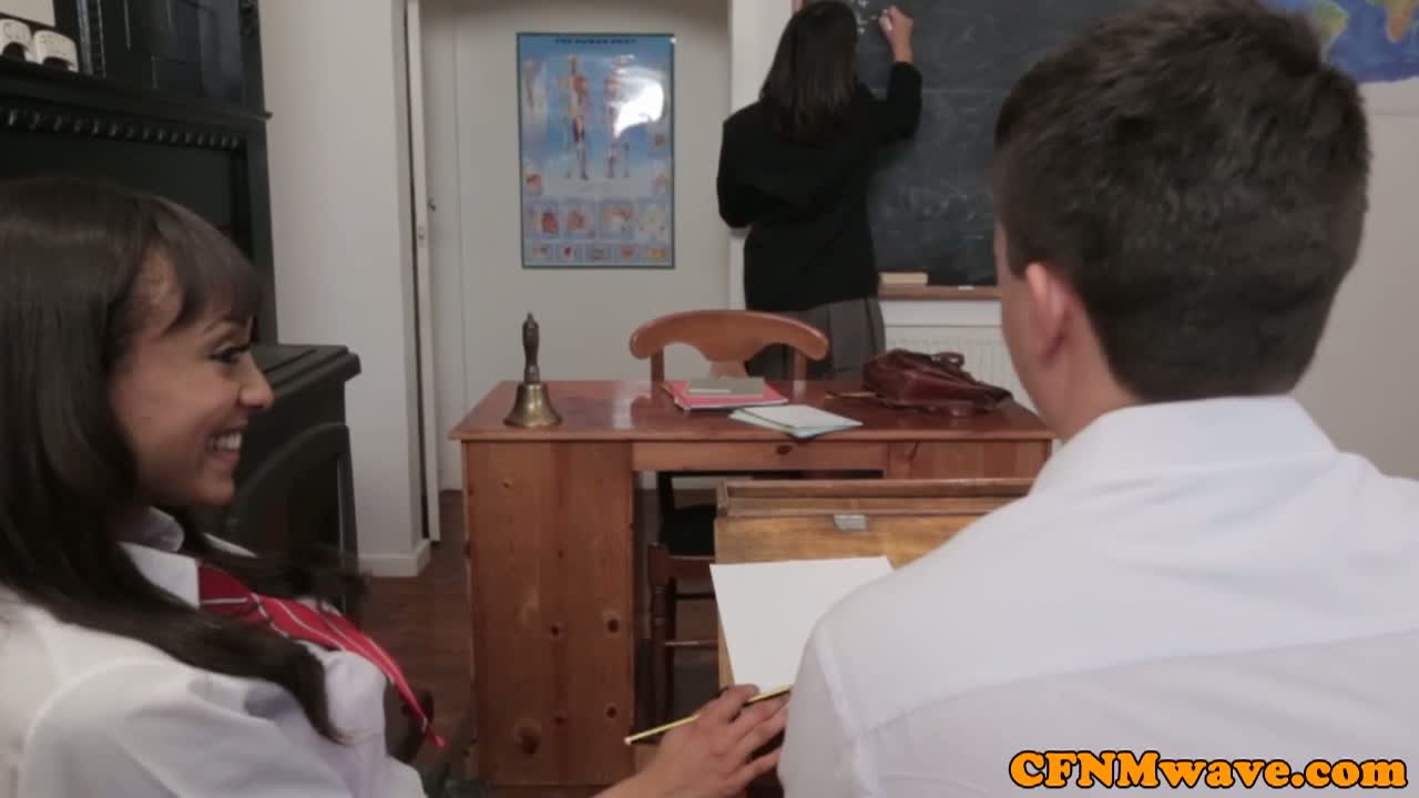 Brutalnette blowing and fucked