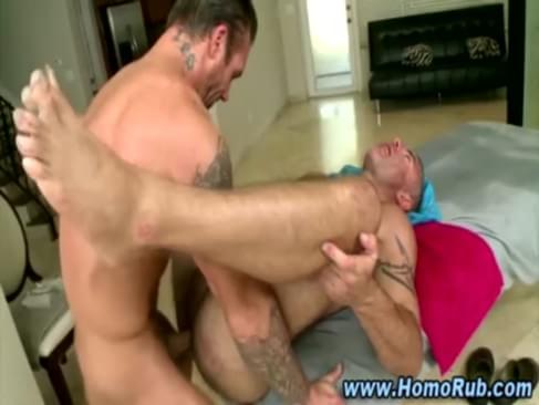 Dumb Straight Guy Getting Fooled Into A Gay Blowjob