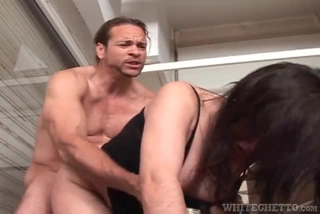 Slurping expert cock