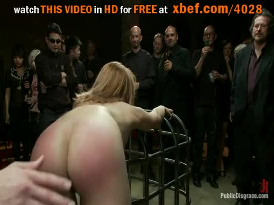Women strung up naked agree