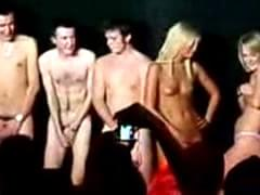 Delightful naked students initiation were not