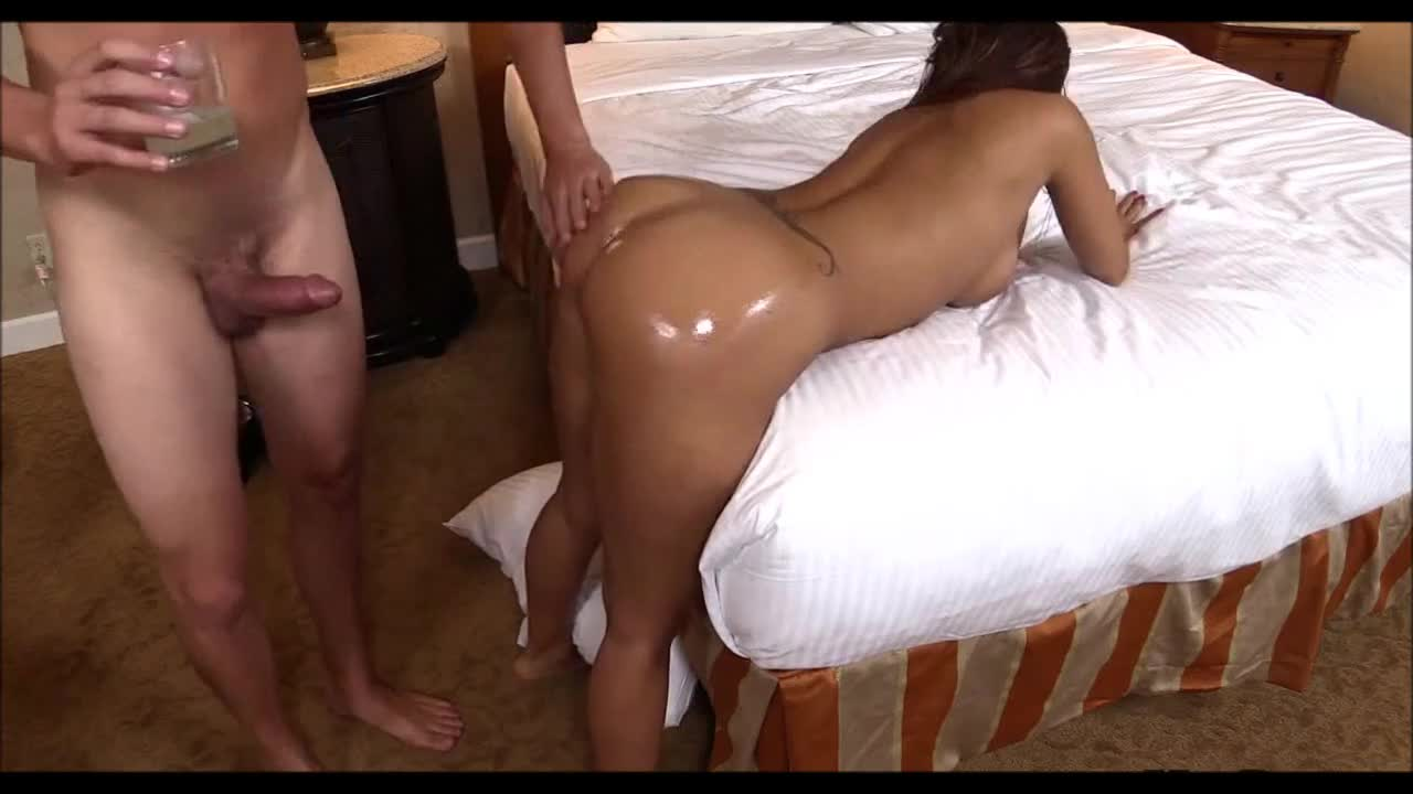 Hot Young Latina Homemade