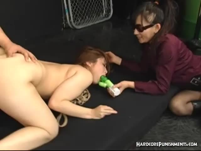 Toyed submissive milf