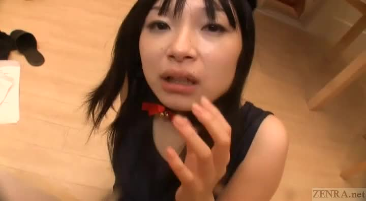Subtitled Japanese Dildo Masturbation Insane Squirting Finale