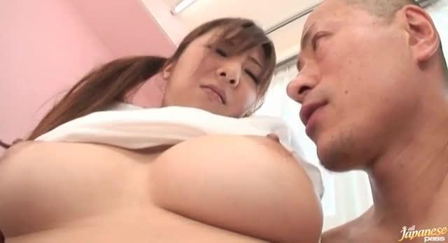 Sucking tit japanese lesbian