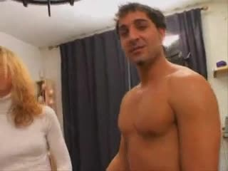 Clerks fucked by french milf