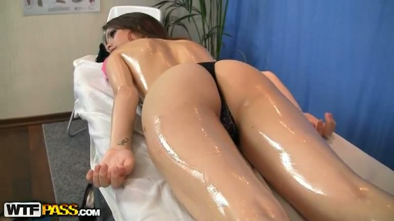 hot oil massage xxx