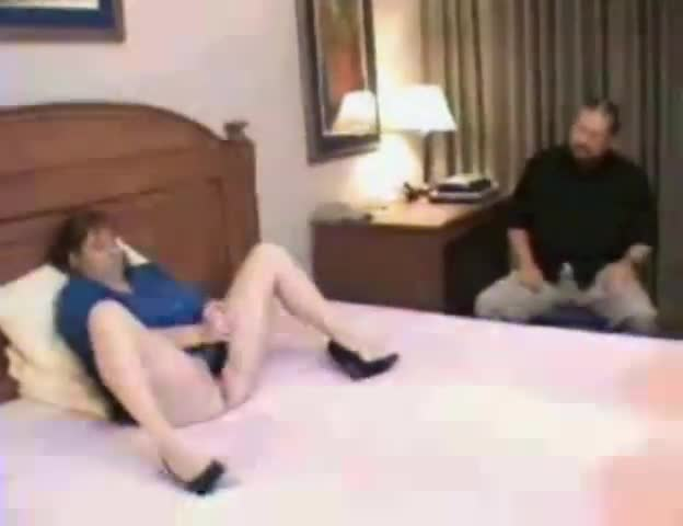 A couple both love fucking each oher 1