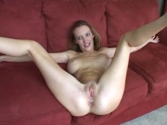 Ultra fresh rawboned girl fucking hard