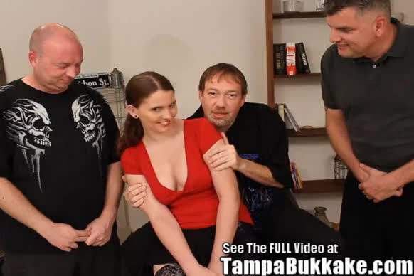 Tampa bukkake guy wanted