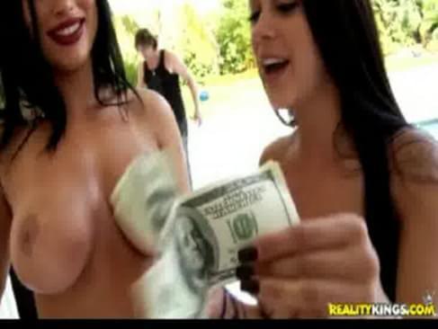 Money Talks Tantalizing Tan Lines