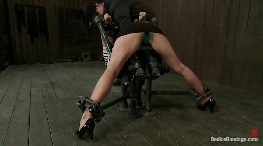 Hardcore Bondage Video 110