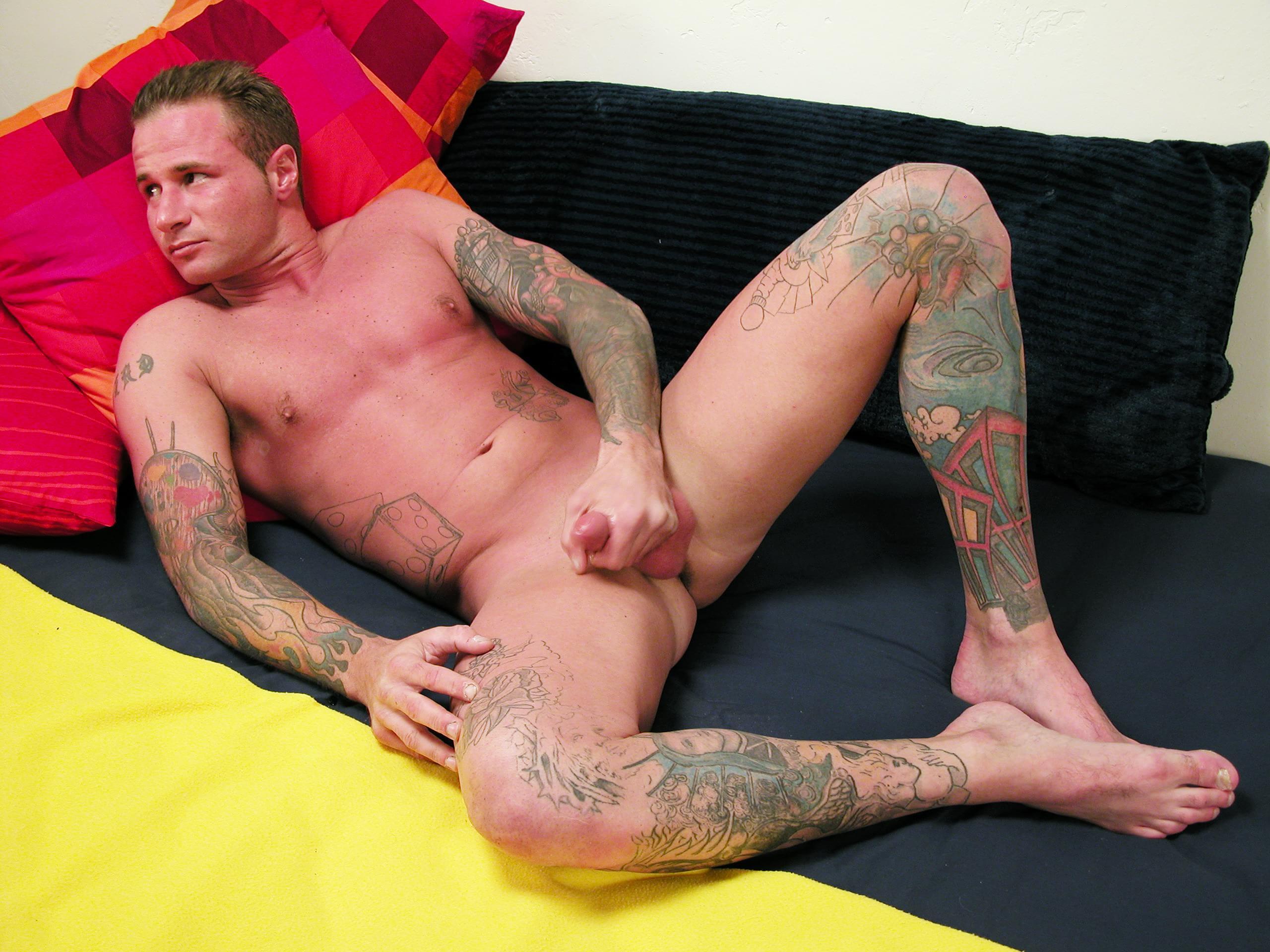 Tattooed Chap Jerks