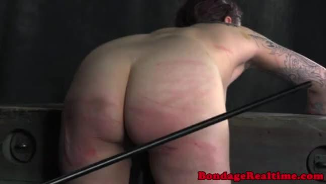 Raw tube spanked pussies