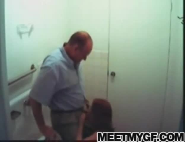 Teacher gets blowjob